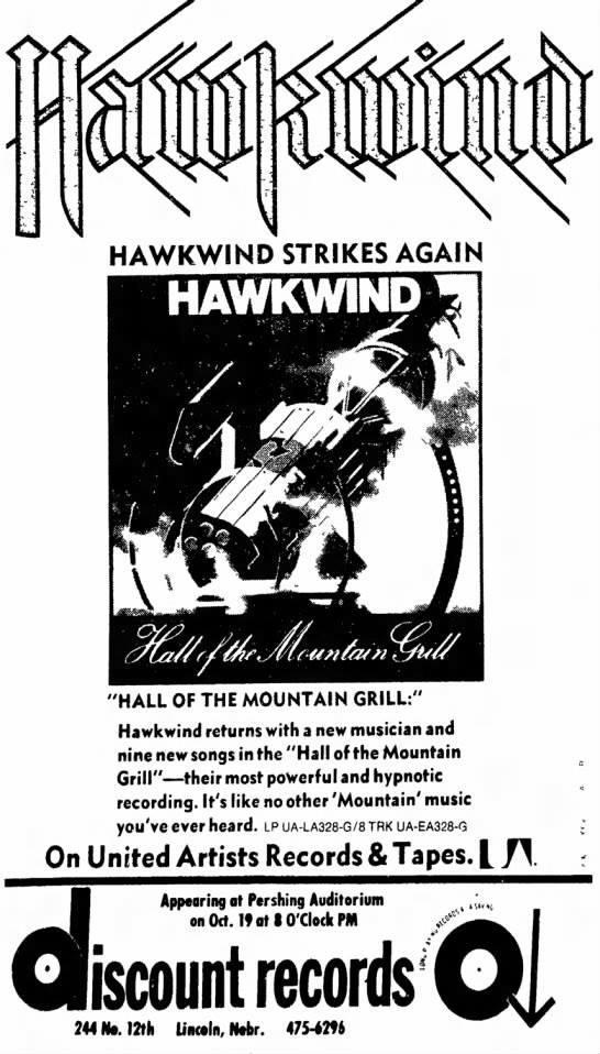 HOTMG US local press ad
