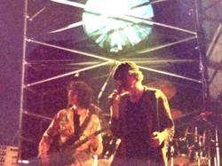 Newcastle City Hall, 10 October 1978 - Jeff Storey