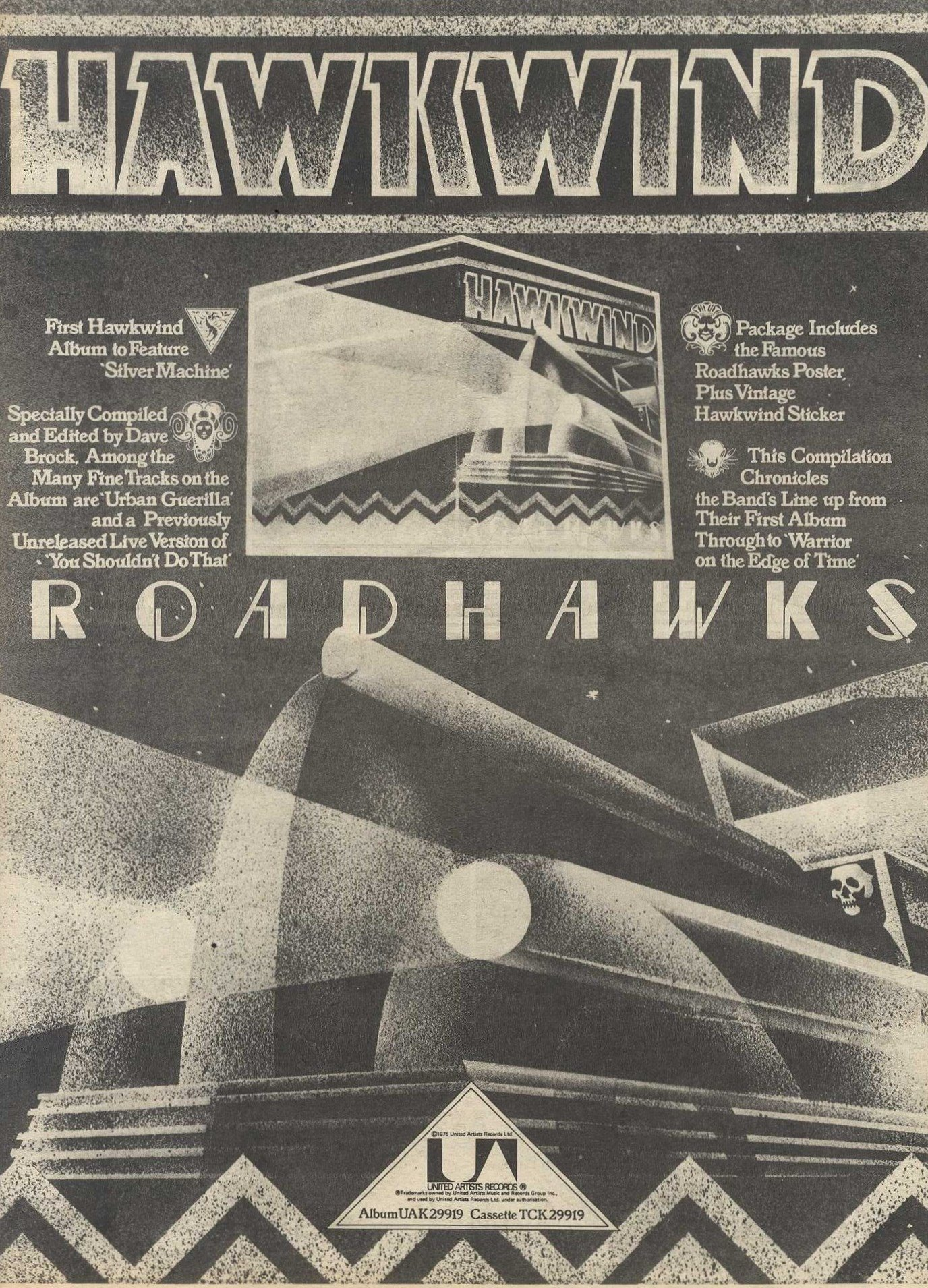 Roadhawks UK press ad v1