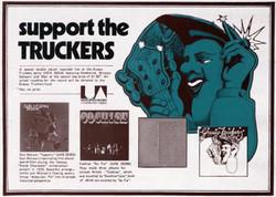 Greasy Truckers - OZ ad