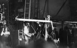 Reading Festival, 28 August 1977 - Mick Knights