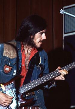 BBC session, August 1972