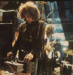 Bob Calvert & Thomas Crimble, Glastonbury festival, 23 June 1971