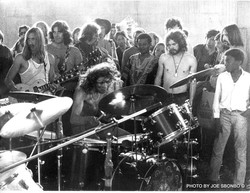 Under the Westway arches, 1971 - Joe Sbonbo