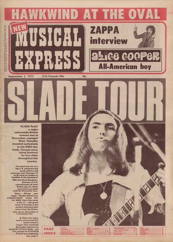 NME - 02.09.72