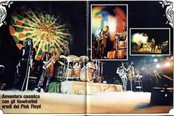 From Qui Giovani magazine, July 1973
