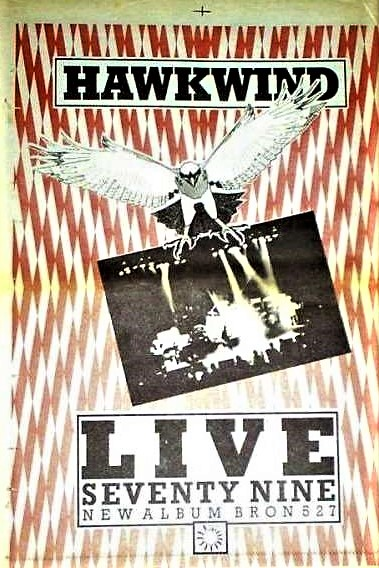 Live Seventy Nine UK press ad colour