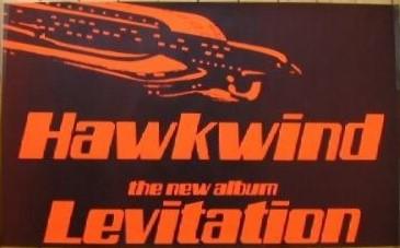 Levitation UK promo poster