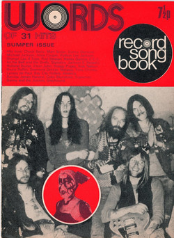 Record Song Book - 12.72
