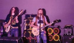Bracknell Sports Centre, 25 January 1975 - David Bailey