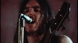 'Silver Machine' promo - Civic Hall, Dunstable, 7 July 1972