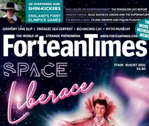 Fortean Times - August 2021