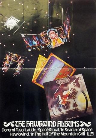 1974 tour programme promo poster