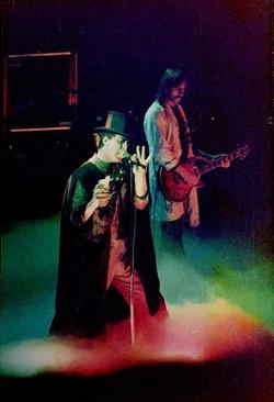 Glasgow Apollo, 15 November, 1978 - John Hewitt