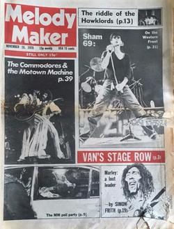 Melody Maker - 18.11.78