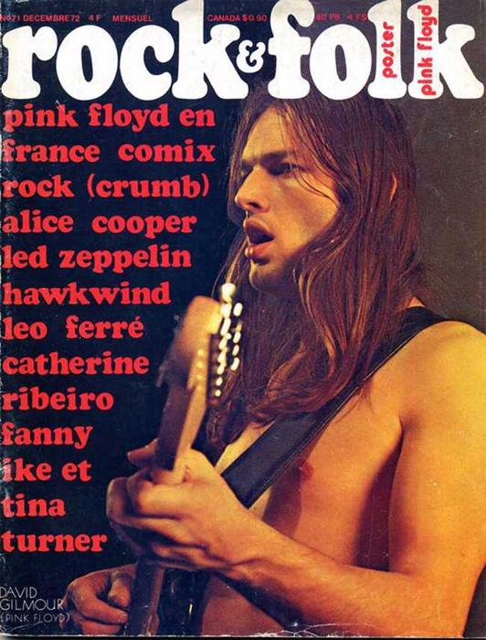 Rock & Folk - 12.72