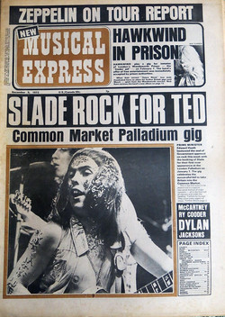 NME - 09.12.72