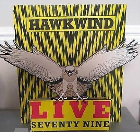 Live Seventy Nine UK in-store display
