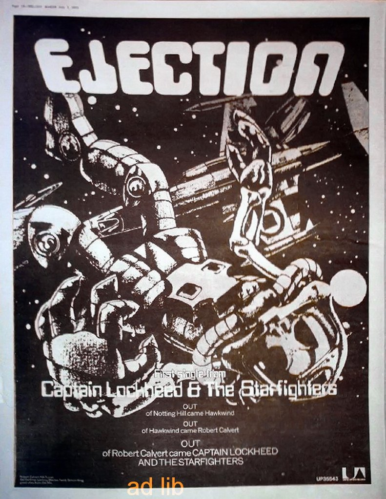 Ejection UK press ad v1
