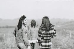 Irish tour, March 1973 - pic by DikMik