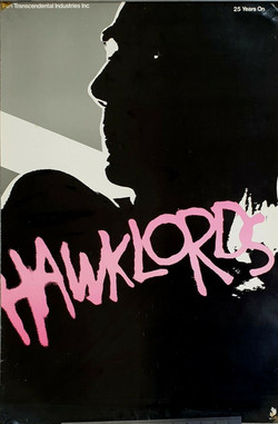 Hawklords UK in-store poster v1