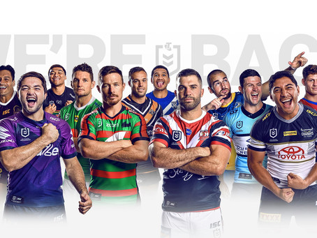 NRL - Thank you