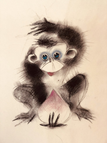 Charcoal Color - Monkey (2019)_Small.jpg