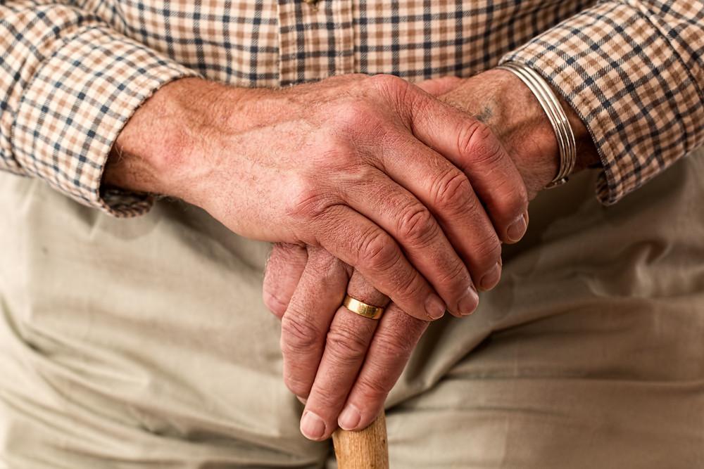 falls in seniors