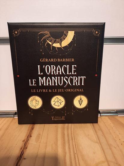 coffret oracle le manuscrit