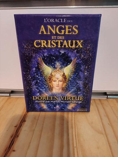 oracle anges et des cristaux