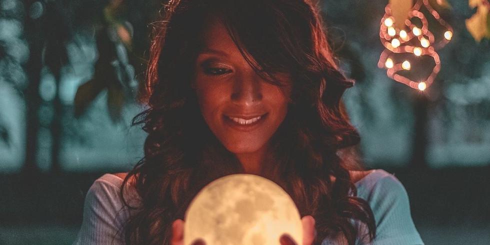 Cercle Au chaudron Pleine lune