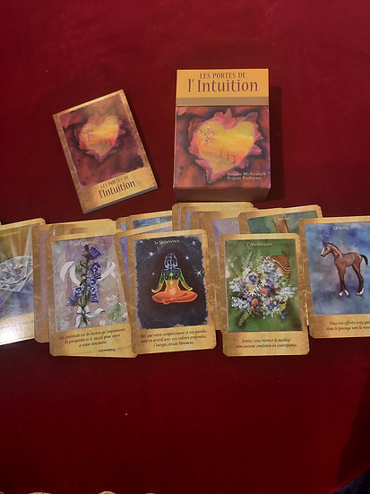 oracle les portes de l'intuition