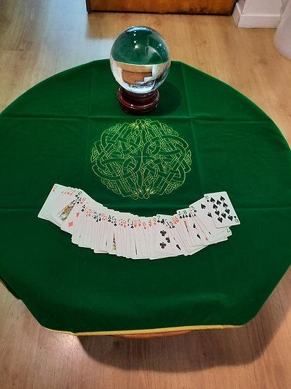 Tapis de divination celte