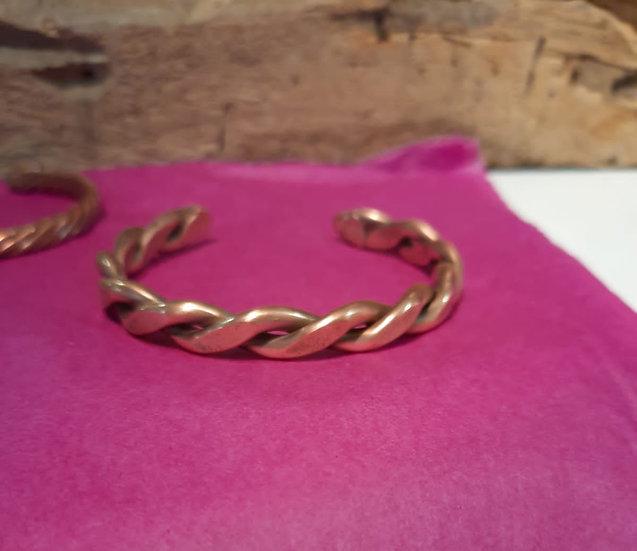 Bracelet cuivre 4