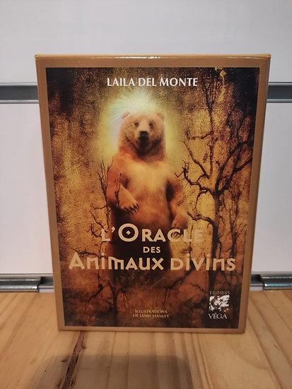 oracle des animaux divins