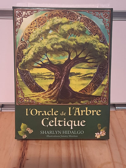 oracle de l'arbre celtique
