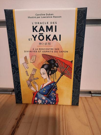 oracle de Kami et Yokai