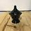 Thumbnail: encensoir en métal noir