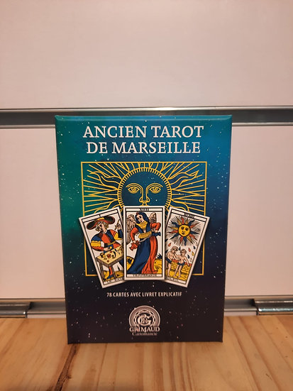 tarot ancien de Marseille