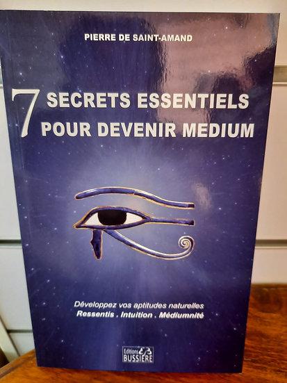 7 secrets essentiels pour devenir medium