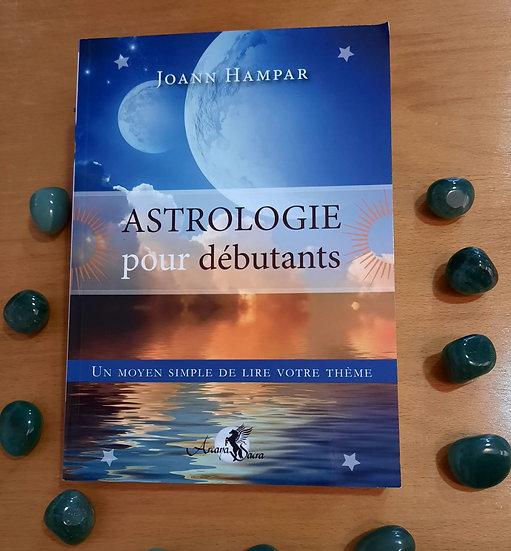 Astrologie pour débutant