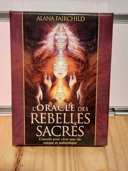 oracle des rebelles sacrées