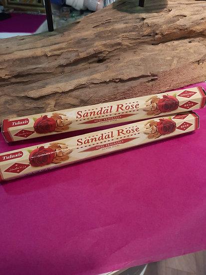 Tulasi santal rose