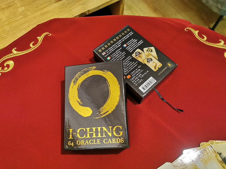 Oracle I-ching