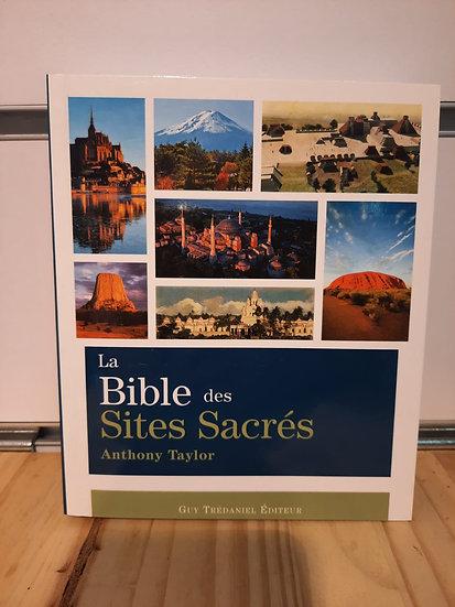 La bible des sites sacrés