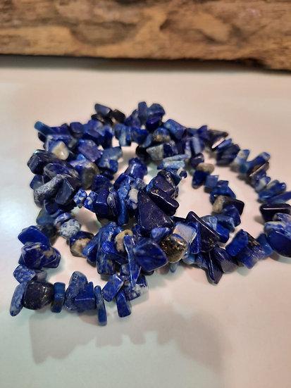 Lapis lazuli AB Baroque