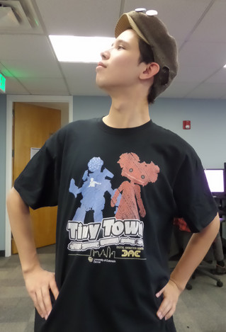 Production T-shirts are in!
