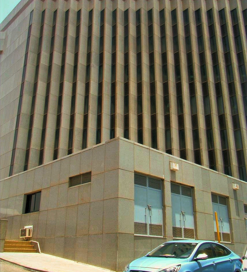 GOSI Headquarter Curtain Wall - Jeddah