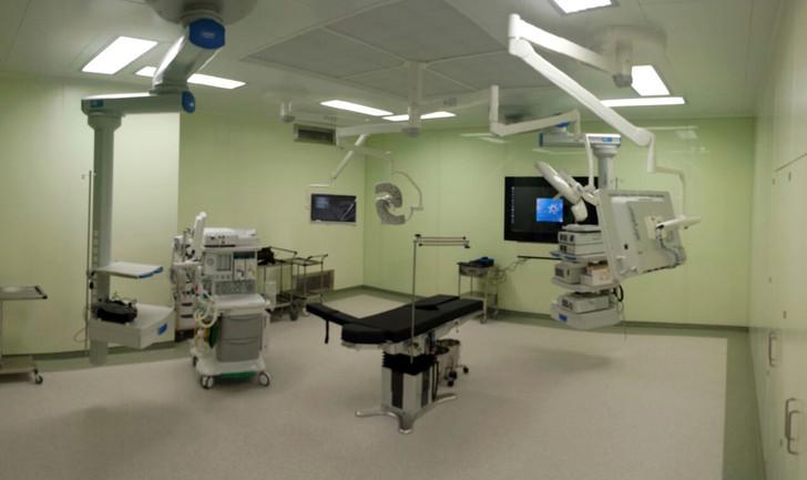 Operating Rooms - RCMC