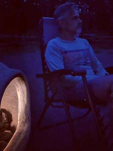 En koselig stund på campingtur med Chimenea